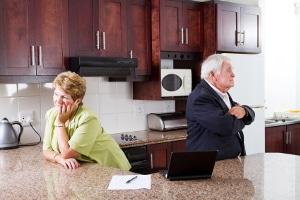 Wer bekommt was nach der Scheidung?