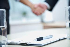 Eine einvernehmliche Scheidung kann online in der Regel problemlos abgewickelt werden