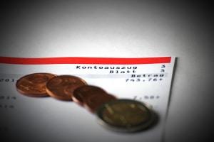Laut Unterhaltsrecht können Unterhaltszahlungen nur getätigt werden, wenn auch Geld vorhanden ist.