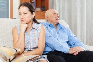 Scheidung? Die Rente wird im Zuge des Versorgungsausgleichs aufgeteilt.