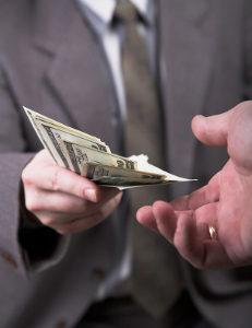 Es kann geschehen, dass Sie den Unterhaltsvorschuss zurückzahlen müssen.