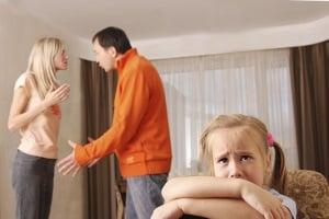 Bei der Familienberatung steht vor allem das Wohl gemeinsamer Kinder im Fokus.