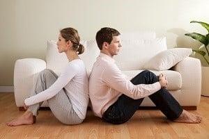 Scheidungsgründe: Ist kein gemeinsamer Nenner mehr vorhanden, folgt bei Eheleuten häufig die Scheidung.
