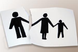 Nach dem Zerrüttungsprinzip kann eine Ehe nur geschieden werden, wenn sie als gescheitert gilt.