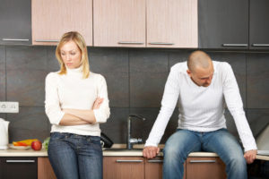 Nicht selten führt ein Ehebruch zur Scheidung