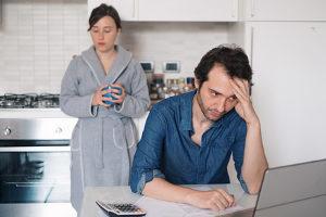 Unterhalt: Ehegatten, die getrennt lebend sind, haben mitunter Ansprüche