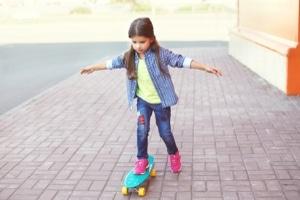 Eine Anhörung beim jüngeren Kind ist im Umgangsrecht möglich.