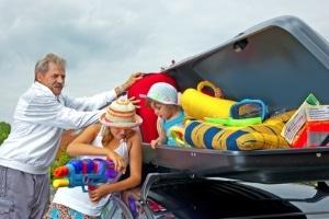 Das Umgangsrecht erlaubt es auch, die Ferien beim Vater zu verbringen.