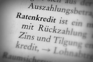 Kredit & Darlehen •§• SCHEIDUNG 2018