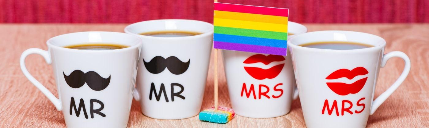Scheidung der Ehe für alle