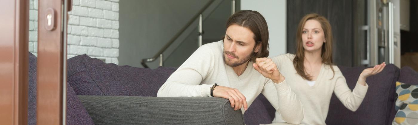 Header Scheidung verweigern