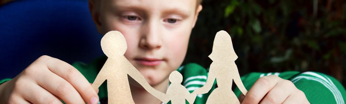 Im Umgangsrecht muss der Kindeswille bedacht werden.