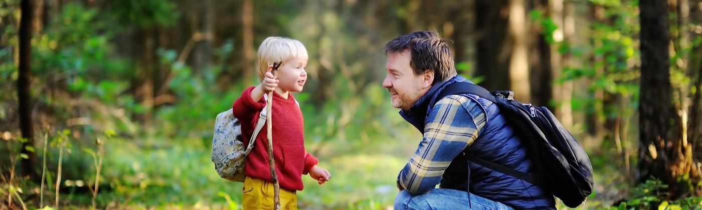 Im Umgangsrecht hat der Vaters Rechte und Pflichten.