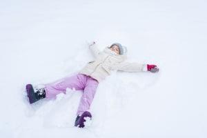 Im Umgangsrecht gilt: Die Winterkleidung der Kinder ist Sache des betreuenden Elternteils.
