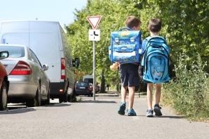 Familienhilfe ist in Düsseldorf auch bei Problemen in der Schule möglich.