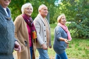 Großeltern haben normalerweise Anspruch auf Umgang mit ihren Enkeln.