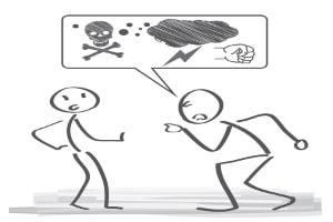 Es kann sich trotzdem lohnen, wenn betrogene Ehefrau und Ehemann respektvoll miteinander umgehen.