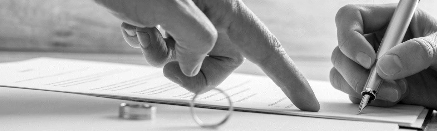 Header: Scheidung und Tipps