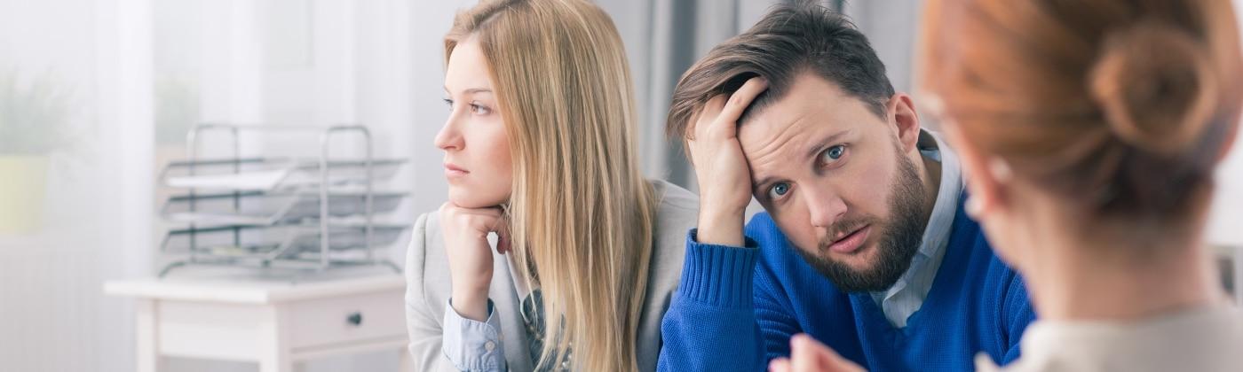 Headerbild - Ehekrise