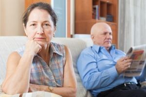 Nach der Unterhaltsreform bedeutet eine Scheidung für viele Frauen die Armut.