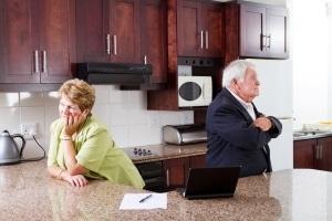 Scheidung nötig? Schnellster Weg ist meist die einvernehmliche Scheidung.