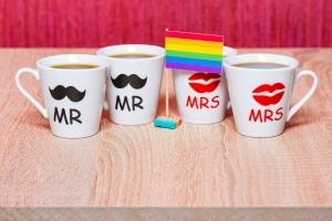Die anwaltliche Vorbereitung der Scheidung ist via Internet auch bei gleichgeschlechtlichen Ehen oder Lebenspartnerschaften möglich.