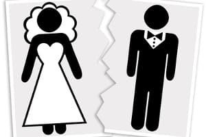 Die Scheidungsdauer beginnt erst nach Ablauf des Trennungsjahres. Der Beginn von diesem kann allerdings nicht direkt kontrolliert werden