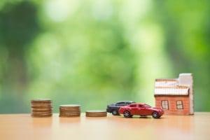 Das Scheidungsverfahren: Wie lange es dauert, hängt von Folgesachen wie der Besitzaufteilung ab.
