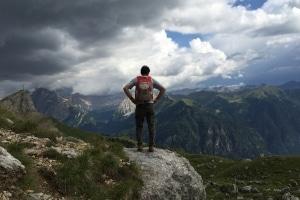 Bewegung, Urlaub, Ablenkung - all das kann helfen, die Trennung zu überwinden.