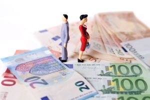 Anreize im Familienrecht: Wer die Scheidung hinauszögern will, hat manchmal Vorteile.