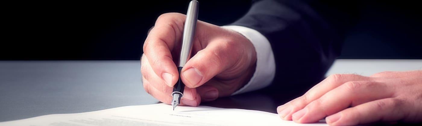 Header - Scheidungsantrag und Kosten