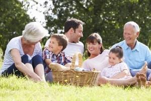 Laut EuGH ist das Umgangsrecht für Großeltern im Allgemeinen möglich.