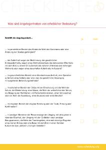Angelegenheiten von erheblicher Bedeutung - kostenlose Checkliste von scheidung.org zum Download