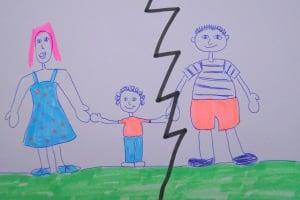 Scheidung ist bei jungen Paaren ein geringeres Risiko als bei älteren, wie eine neue Studie besagt.