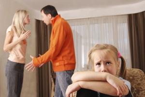 Wie verhalten sich Unterhalt, Sorgerecht und Umgangsrecht bei  einer Scheidung nach 4 Monaten?