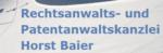 Rechtsanwalt Horst Baier