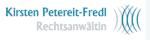 Rechtsanwältin Kirsten Petereit-Fredl