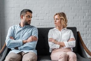 Werden sich mehr Menschen für eine Scheidung wegen der Corona-Krise entschließen?