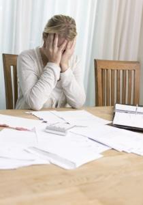 Viele Fehler im Trennungsjahr im Bereich Unterhalt können besonders heikel sein.