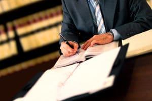 Ein Ehevertrag kann ohne Anwalt abgeschlossen werden