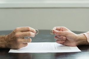 Die salvatorische Schlussbestimmung verhindert, dass ein Ehevertrag nichtig ist.