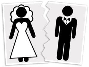 Scheidung: Ein ausländischer Partner kann nach einer kurzen Ehe seinen Aufenthaltsstatus verlieren.